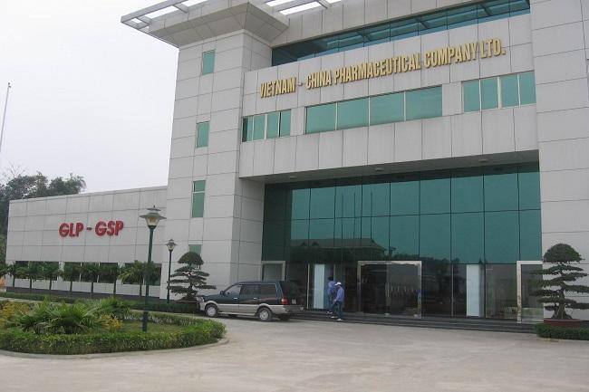 Nhà máy liên doanh VCP