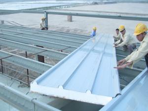 Công tác xây dựng